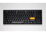 ゲーミングキーボード One 2 TKL RGB Cherry シルバー軸(英語配列)  dk-one2-rgb-tkl-silver [USB /有線]