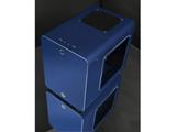 RAIJINTEK METIS PLUS 0R200058 (Mini-ITXケース/電源別売り/ブルー)