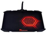【在庫限り】 ゲーミングマウスパッド MP-DCM-BLKHMS-01 ブラック