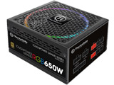 TOUGHPOWER GRAND RGB 650W PS-TPG-0650FPCGJP-R (80PLUS GOLD認証取得/650W)