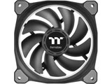 Riing Plus 12 RGB Radiator Fan TT Premium Edition -5Pack- CL-F054-PL12SW-A (ケースファン/120mm/5基セット)