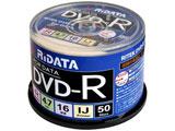 1〜16倍速対応 データ用DVD-Rメディア (4.7GB・50枚) DR16X47GPW50SPB