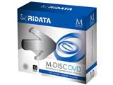1〜4倍速対応 データ用DVD+Rメディア【M-DISC】(4.7GB・10枚) MDVD47GBPW10P