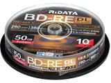 BDRE260PW2X10SPA 録画用BD-RE [10枚 /50GB /インクジェットプリンター対応]