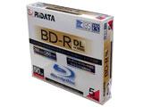 録画用 BD-R DL  1-6倍速 50GB 5枚【インクジェットプリンタ対応】 BDR260PW6X5PSCA