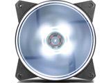 MasterFan MF120L White LED R4-C1DS-12FW-R1 (ケースファン/120mm/1200rpm)