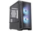 PCケース MasterBox MB311L ARGB ブラック MCB-B311L-KGNN-S02