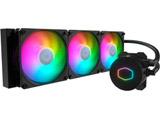 水冷CPUクーラー MasterLiquid ML360L V2 ARGB  MLW-D36M-A18PA-R2