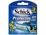 Schick(シック) プロテクタースリー 替刃8個入 〔ひげそり〕