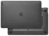 MacBook Air(Retinaディスプレイ、13インチ、2020)用 LAUT HUEX  ブラック L_13MA20_HX_BK