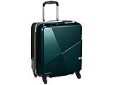 スーツケース マックスキャビンEX 8576583 グリーン×ブラック [42L]
