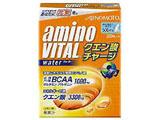 アミノパウダー amino VITAL クエン酸チャージウォーター【レモン風味/10g×20本】
