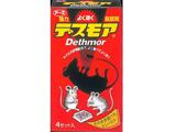 強力デスモア(固型) 30g×4個入〔忌避用品〕