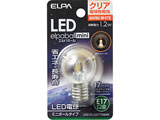LED電球 「エルパボールミニ」(ミニボール形/電球色相当・口金E17) LDG1CL-G-E17-G246