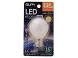 LED電球 「S形ミニ球形」(電球色・口金E17) LDA1L-G-E17-G451
