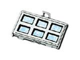 冷蔵庫浄水フィルター (サンヨー用) 624-220-6033H