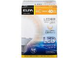 LDG5L-G-G211 LED電球「elpaball」(E26口金/ボール電球形/広配光タイプ/電球色相当/全光束400lm)