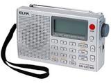 【ワイドFM対応】MW/FMステレオ/SW(短波)/LW(長波)/AIR(エアバンド)ポータブルワールドラジオ ER-C57WR