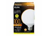 電球形蛍光灯 G形 100W形EFG25EL/21-G102