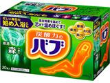 【バブ】 森の香り 20錠入〔入浴剤〕