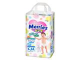 【Merries(メリーズ)】パンツ さらさらエアスルー Lサイズ 44枚