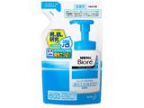 【メンズビオレ】 泡タイプオイルクリア洗顔 つめかえ泡タイプ (130ml)〔洗顔料〕