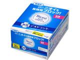 【Biore(ビオレ)】 さらさらパウダーシート 薬用デオドラント 無香料 つめかえ用 36枚入