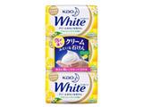 【花王ホワイト】 リフレッシュ・シトラスの香り バスサイズ (130g×3個入)