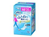 【リリーフ】 ふんわり吸水ナプキン多い時用16枚〔大人用おむつ〕