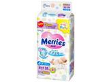 【Merries(メリーズ)】さらさらエアスルー テープ 新生児3000gまでサイズ 38枚