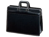 ビジネスバッグ手提げカバン B4サイズ 黒 W480D160H345 カハ-B4T4D