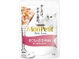 MonPetit(モンプチ)プチリュクスP まぐろのささみ添え 35g