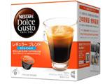 ドルチェグスト専用カプセル 「レギュラーコーヒーカフェインレス(ルンゴ デカフェート)」(16杯分) CAF16001