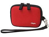 Digio2 デジタルカメラケース(レッド) DCC-058R