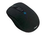 マウス MUS-SKF104BK ブラック [BlueLED /5ボタン /Bluetooth・USB /無線(ワイヤレス)] [Bluetoothマウス・ブルーLED方式]
