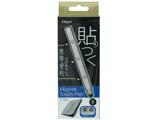 〔タッチペン〕 マグネット付 シルバー ECTP-09SL