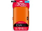 ニンテンドー3DS LL用 セミハードケース オレンジ 【3DS LL】 [SZC-3DSLL01DD]