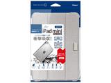 【ケース】iPad mini 2019用 衝撃吸収ケース シルバー TBCIPM1902SL