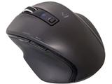 ワイヤレスBlueLEDマウス[Bluetooth・Win/Mac/Android] Zシリーズ (5ボタン・ブラック) MUS-BKF121BK