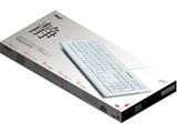 有線キーボード[USB・Win]静音 110キー FKB-U246W ホワイト [日本語配列]