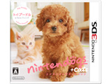 nintendogs + cats トイ・プードル&Newフレンズ【3DSゲームソフト】   [ニンテンドー3DS]