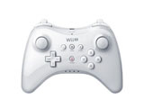 【純正】Wii U PROコントローラー (shiro) 【Wii U】 [WUP-A-RSWA]