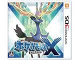 〔中古品〕 ポケットモンスター X 【3DS】