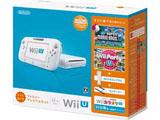 Wii U すぐに遊べるファミリープレミアムセットshiro
