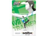 amiibo WiiFITトレーナー (大乱闘スマッシュブラザーズシリース) [NVL-C-AAAH]
