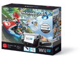 Wii U プレミアムセット マリオカート8 セット(クロ)