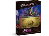 〔中古品〕 Newニンテンドー3DS LL本体 ゼルダの伝説 ムジュラの仮面 3D パック