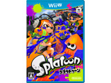 〔中古品〕 Splatoon 【WiiU】