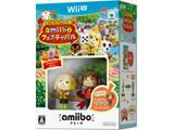どうぶつの森 amiiboフィスティバル ケント付き 【Wii Uゲームソフト】