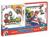 マリオ&ルイージRPG ペーパーマリオMIX・マリオカート7 ダブルパック